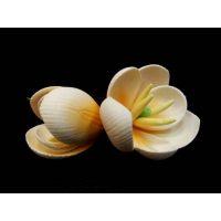"Цветы из мастики - ""Бутоны тюльпана"", Чайные, 2шт. (11927*M/p), шт."