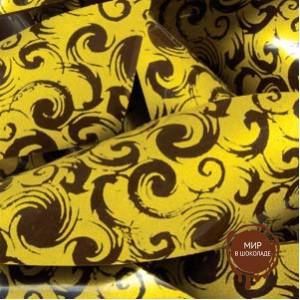 Трафаретный лист-пленка вихрь