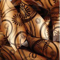 Трафаретный лист-пленка ромашки