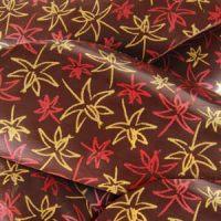 Трафаретный лист-пленка цветы