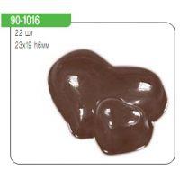 """Форма для отливки шоколадных фигурок - """"Двойные сердца"""" (90-1016), шт."""
