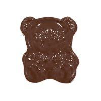 """Форма для отливки шоколадных фигурок - """"Мишка""""  (90-11707), шт."""