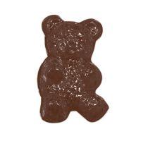 """Форма для отливки шоколадных фигурок - """"Мишка"""" ,шт."""