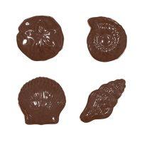 """Форма для отливки шоколадных фигурок - """"Морские ракушки"""" (90-12817), шт."""