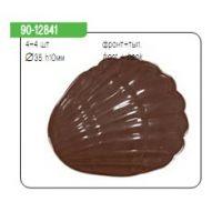 """Форма для отливки шоколадных фигурок - """"Ракушка"""" (90-12841), шт."""