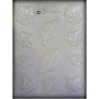 """Форма для отливки шоколадных фигурок - """"Кленовые листья"""" (90-13064), шт."""