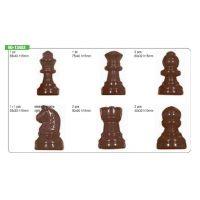 """Форма для отливки шоколадных фигурок - """"Шахматные фигурки"""" (90-13453), шт."""
