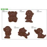 """Форма для отливки шоколадных фигурок - """"Дети"""" (90-13611), шт."""