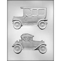 """Форма для отливки шоколадных фигурок - """"Автомобиль"""" (90-15386), шт."""