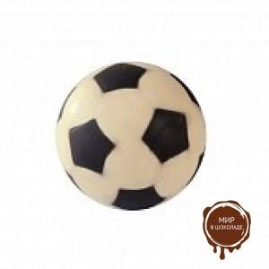 """Форма для отливки шоколадных фигурок 3D - """"Футбольный мяч"""" (MAC 323S), шт."""