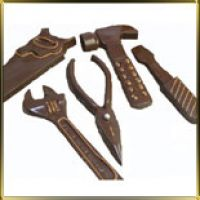 """Форма для отливки шоколадных фигурок - """"Инструменты"""" (90-14687), шт."""