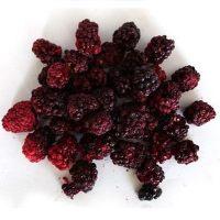 Ежевика сублимированная, целые ягоды, 1 кг.