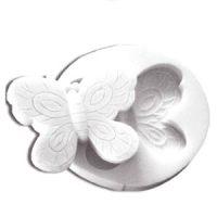 Форма силиконовая  ШУГАФЛЕКС бабочка (пакет 1 шт.)