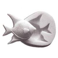 Форма силик.ШУГАФЛЕКС рыбка (пакет 1 шт.)