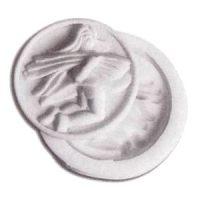 Форма силиконовая  ШУГАФЛЕКС дева (пакет 1 шт.)