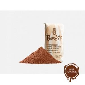 Какао-порошок Barry Callebaut Bensdorp 20-22%, 25 кг.