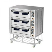 Печь хлебопекарная электрическая ярусная VH-36 Foodatlas, 1 шт.