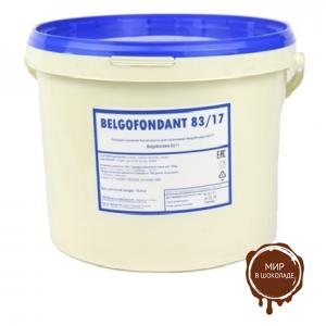 Помадка белая сахарная фондант  Бельгия, ведро 15 кг.