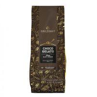 Микс для шоколадного Джелато ШОКОДЖЕЛАТО NERO 52.5% темного шоколада, 1,6 кг.