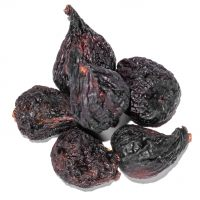 Сублимированный инжир черный дольки 1/4 Турция, 1 кг.