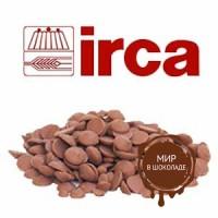 Шоколад молочный СИМФОНИЯ 38% Irca, 5 кг.