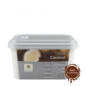 Замороженное пюре Кокос в блоке Ravifruit, Франция, 1 кг.
