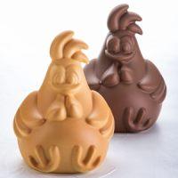 Комплект форм для шоколада ПЕТУШОК РАФАЭЛЬ, 1 нб.