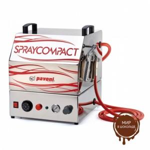 Распылитель желе Pavoni Spraycompact, 1 шт.