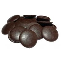 Кондитерская глазурь Темная №55 диски, 16 кг.