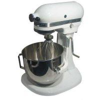 Миксер планетарный профессиональный Kitchen Aid 5KPM5EWH, дежа 4,8 л, цвет белый, 1 шт.