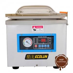 Упаковщик вакуумный Ecolun 260 E, 1 шт.