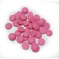 Кондитерская  глазурь розовая со вкусом клубники со сливками, 6.5 кг.