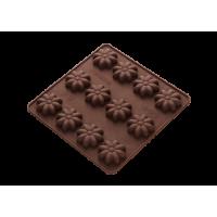 """Силиконовая форма для конфет - """"Ромашки"""""""