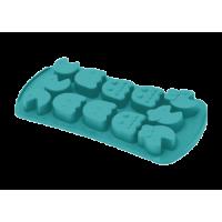 """Силиконовая форма для конфет - """"Пакмен"""" (HF 05621), шт."""
