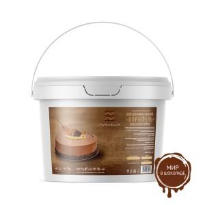 Novella Cream Salt Caramel Крем для начинок и покрытий соленая карамель, 5 кг.