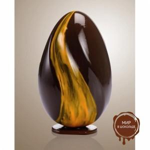 Комплект форм из пластика для шоколада Пасхальное яйцо, 115*185мм., 310 г.