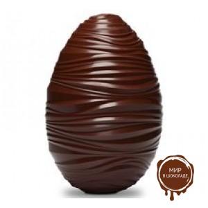 Форма яйцо рельефное 14 см., VALRHONA. Под заказ!