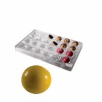 Форма для конфет Полусфера 3 см MA5000, 1 шт.