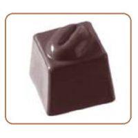 """Форма для конфет - """"Куб с кофейным зерном"""" (PMA 1019), шт."""