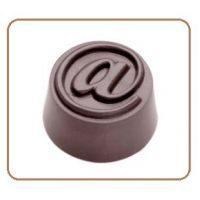 "Форма для конфет - ""@"" (PMA 1493), шт."