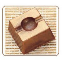 """Форма для конфет - """"Квадрат с выемкой"""" (PMA 1616), шт."""