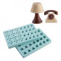 """Набор форм для конфет - """"Лампа и телефон"""" (PMA 4000), шт."""