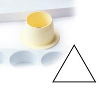 """Пластиковый резак - """"Треугольник"""" (PTPM 4), шт."""