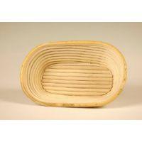 Форма для расстойки теста из ротанга , 20*14 см