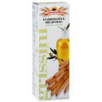 Палочки Grissini Хлебные с оливковым маслом, 125 гр.