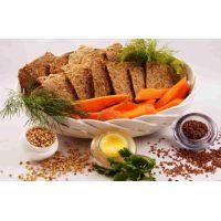 Смесь для приготовления хлебцев Хлебцы Веган, 25 кг.