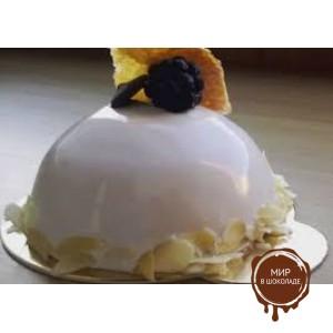 Meribel Декоративный гель холодного приготовления белый, 6 кг.