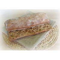 Смесь для приготовления хлебобулочных изделий Паско Чиабатта 10%, 25 кг