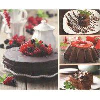 """Сухая смесь для выпечки шоколадного бисквита """"КредиКейк Шоколад"""" , 5 КГ"""