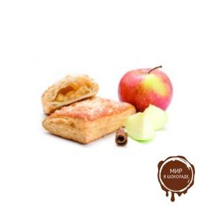 Пирожок с яблочной начинкой 100 гр, кор. 90 шт.